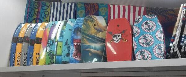 boogie-boards